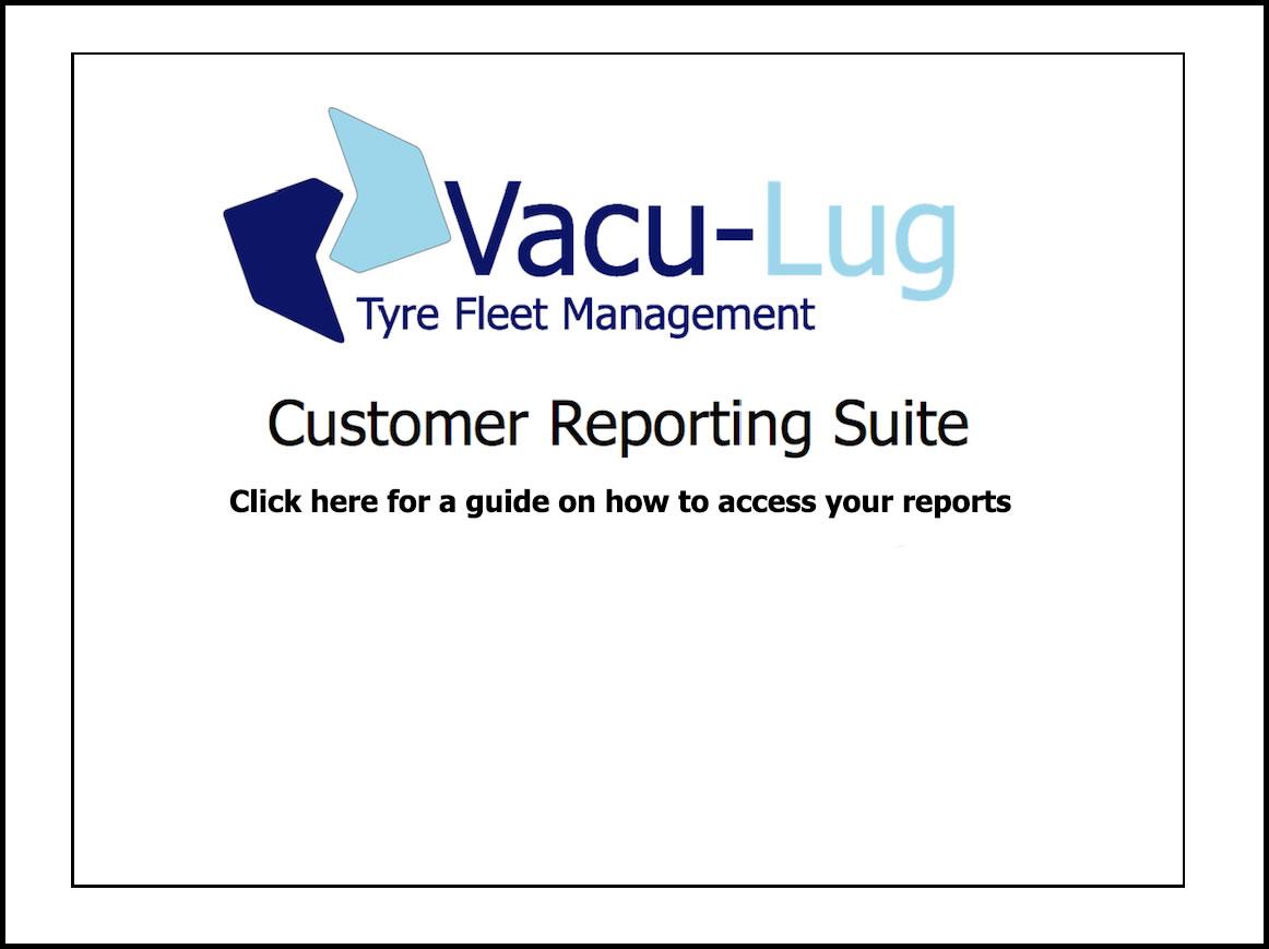 customer reporting suite