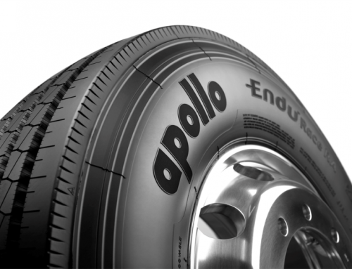 Vacu-Lug becomes official UK retread partner for Apollo's new premium truck and bus tyres