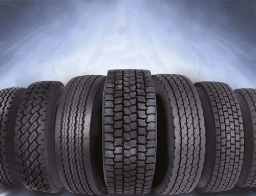 Innovative truck tyre range