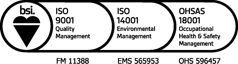 Vacu-Lug ISO accreditations