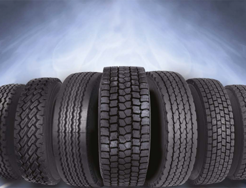 Innovative truck tyre range