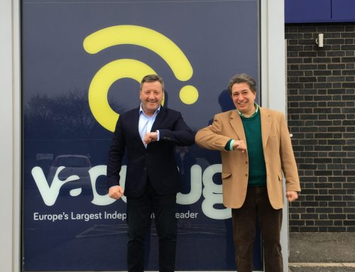 Vaculug promotes Perry Buckley as Sales & Business Development Director